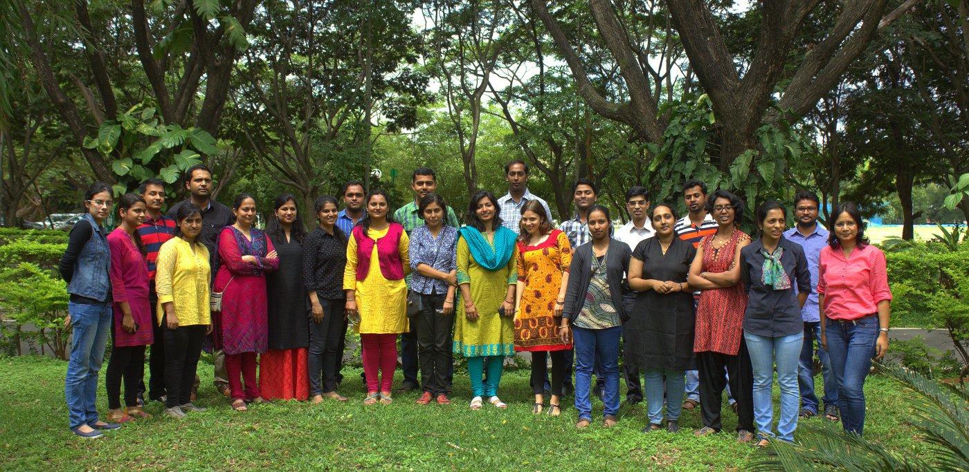 IIMBx Team - Group Photo